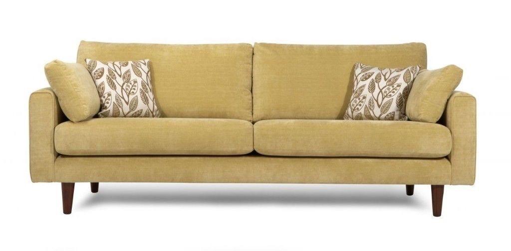 DFS BARDOT 4 seater sofa