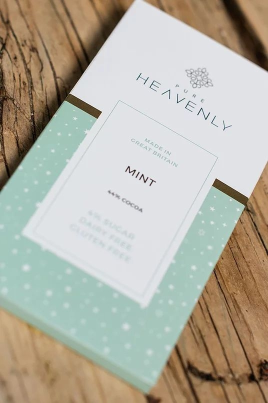 Mint Flavoured Heavenly Chocolate