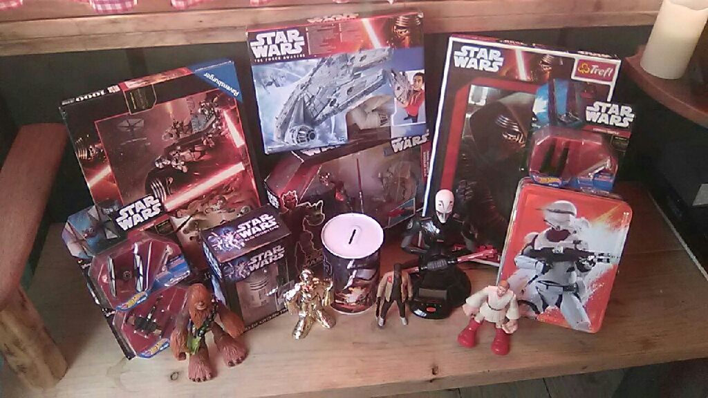 Assorted Star Wars