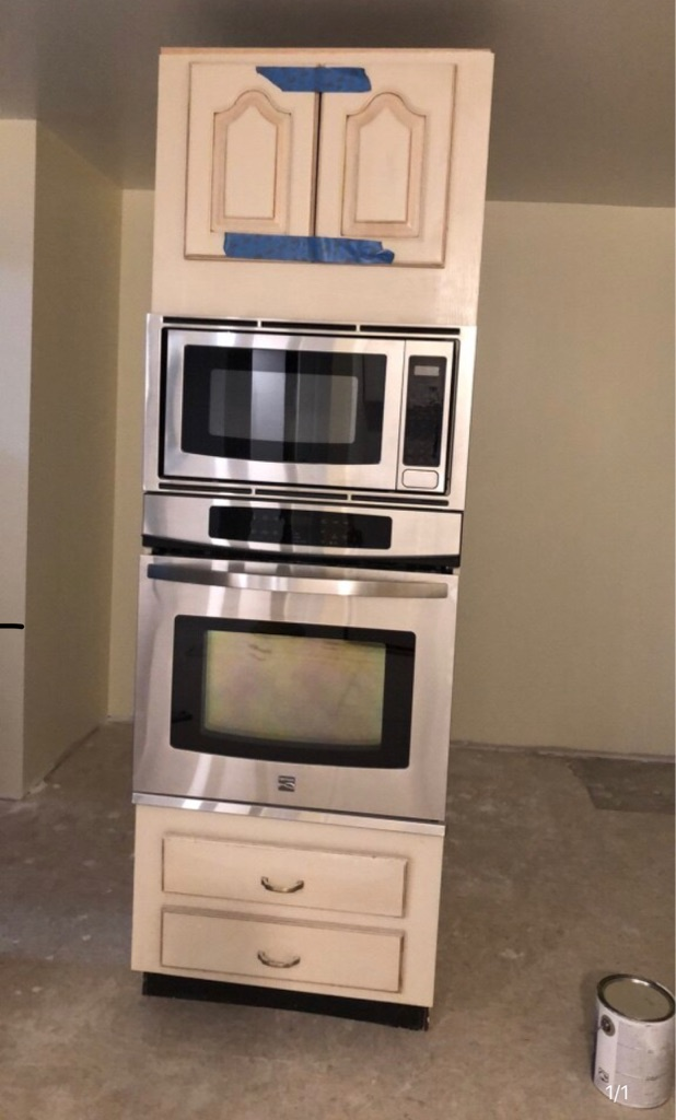oven/microwave - horno/microondo