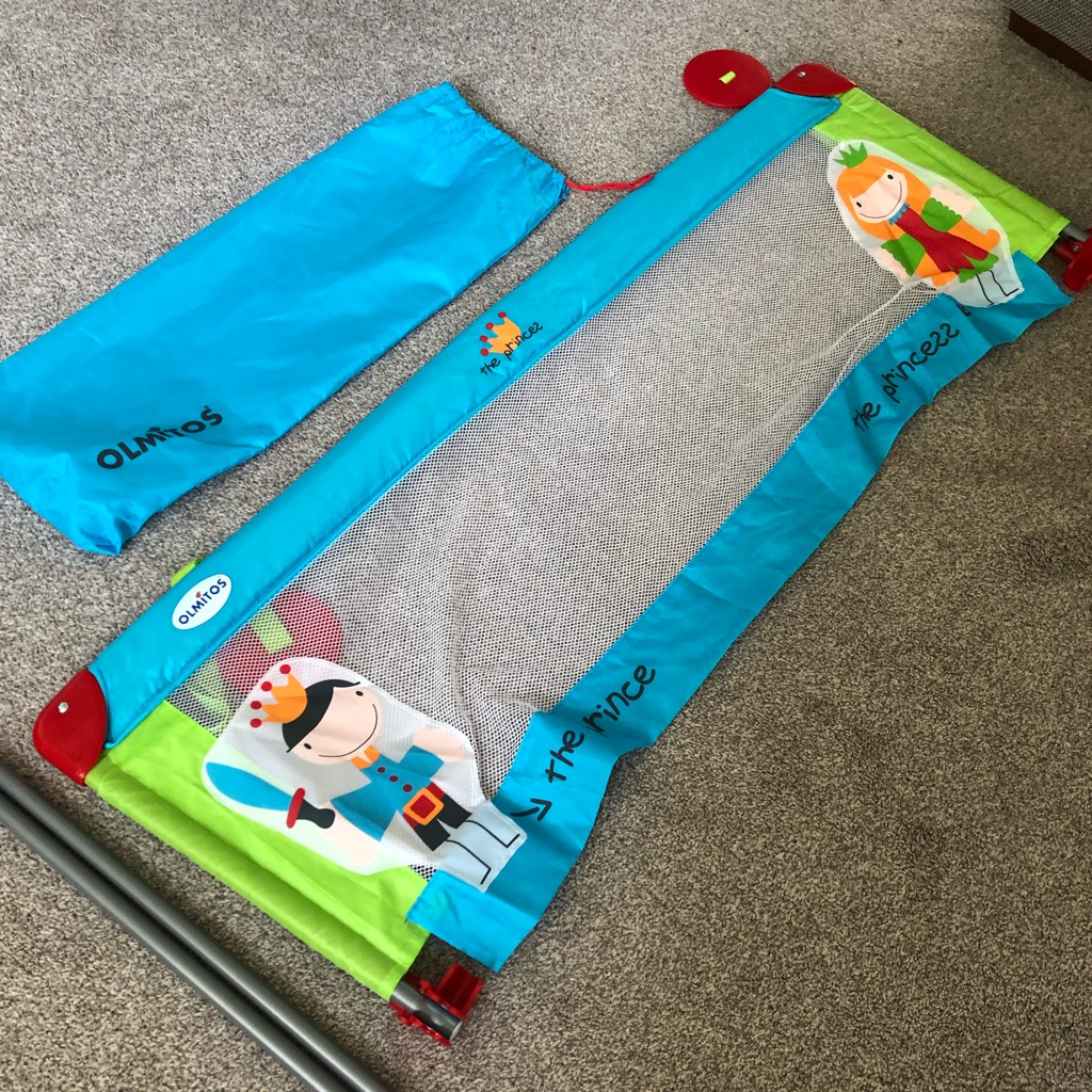 Safety bed guard