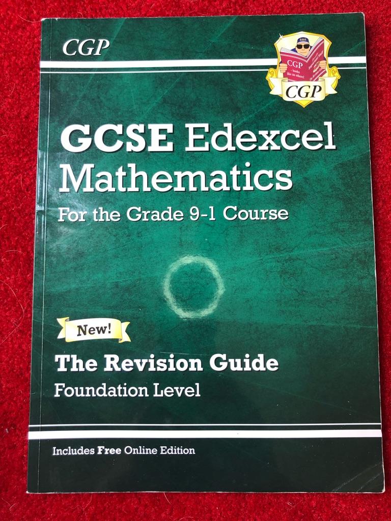 GCSE maths 9-1
