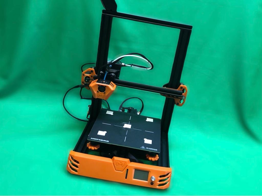 3D Printer * Tevo/Homers Tarantula PRO* Fully built & working* Like NEW* Collect Leeds 15 *