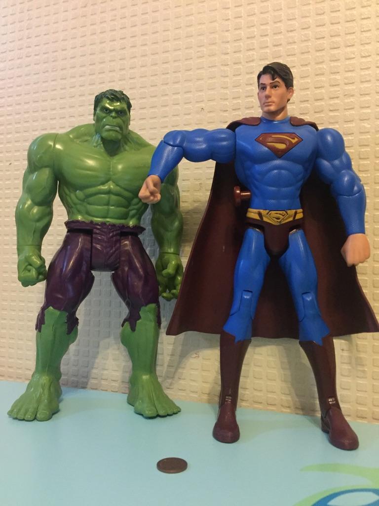 Super Hero Large Figures