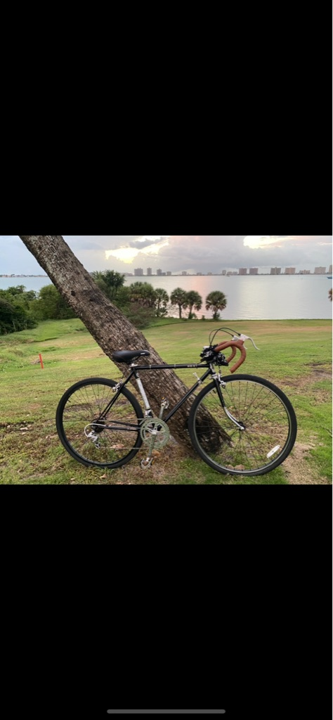 Fuji bike