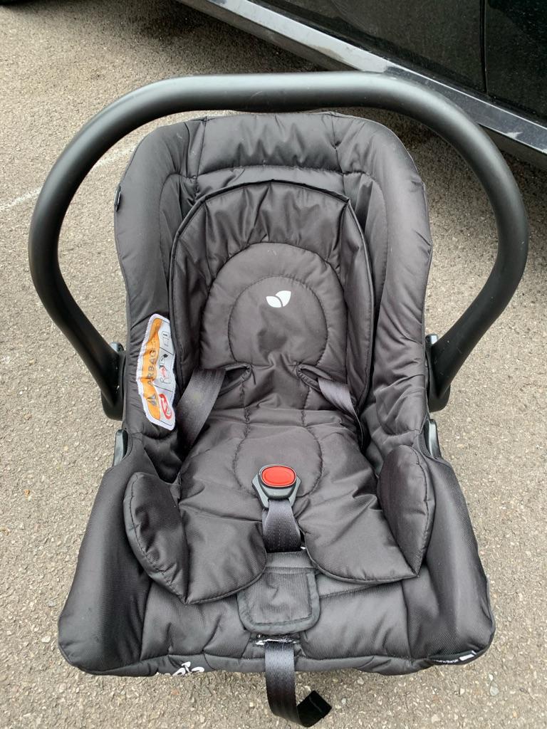 Joie double stroller
