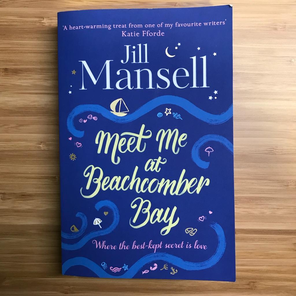 Meet Me at Beachcomber Bay - book by Jill Mansell