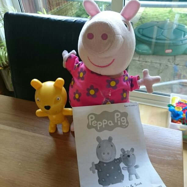 Peppa Pig Hide and Seek