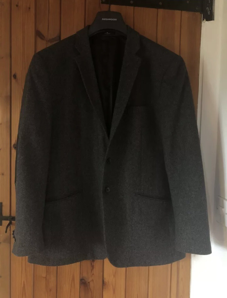 Jeff Banks suit jacket