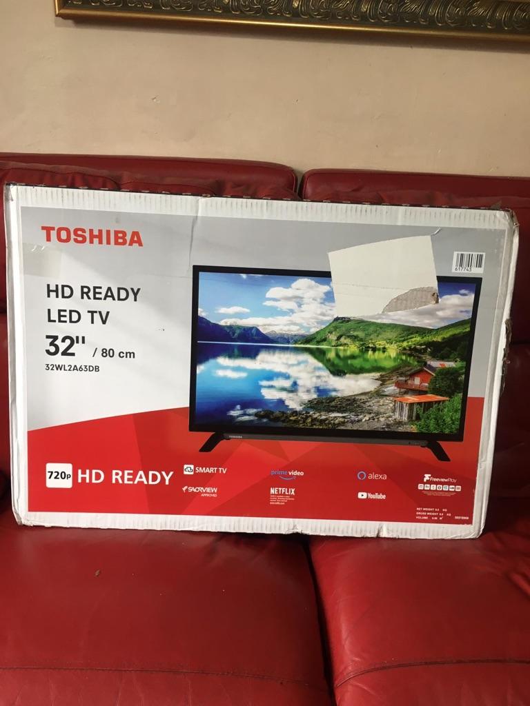 """Toshiba LED Tv. 32"""""""