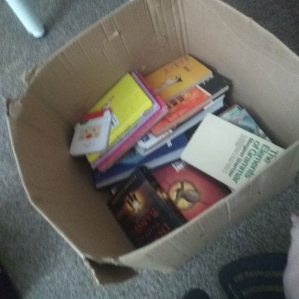 Box books