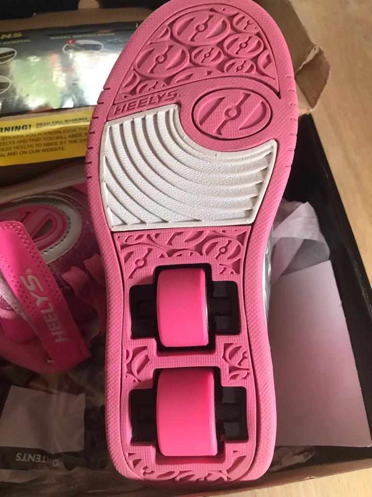 Heelys - almost new size 12