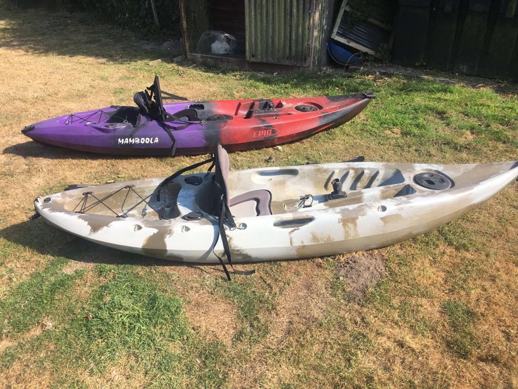 Mamboola Fishing Kayaks