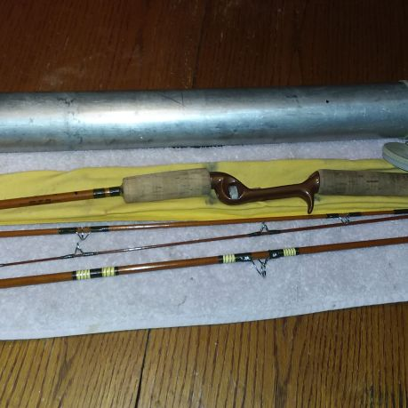 Eagle claw fishing rod