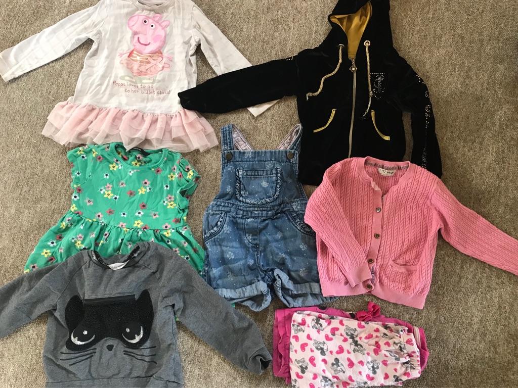 Girls 2-3yrs bundle
