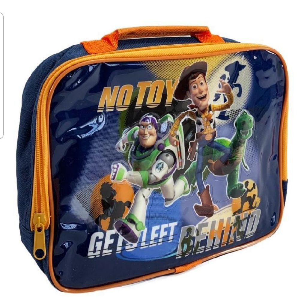 Brand new toy story lunch bag