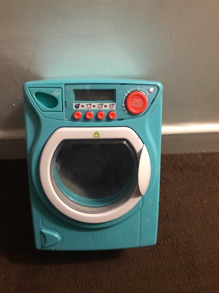 Toy washing machine