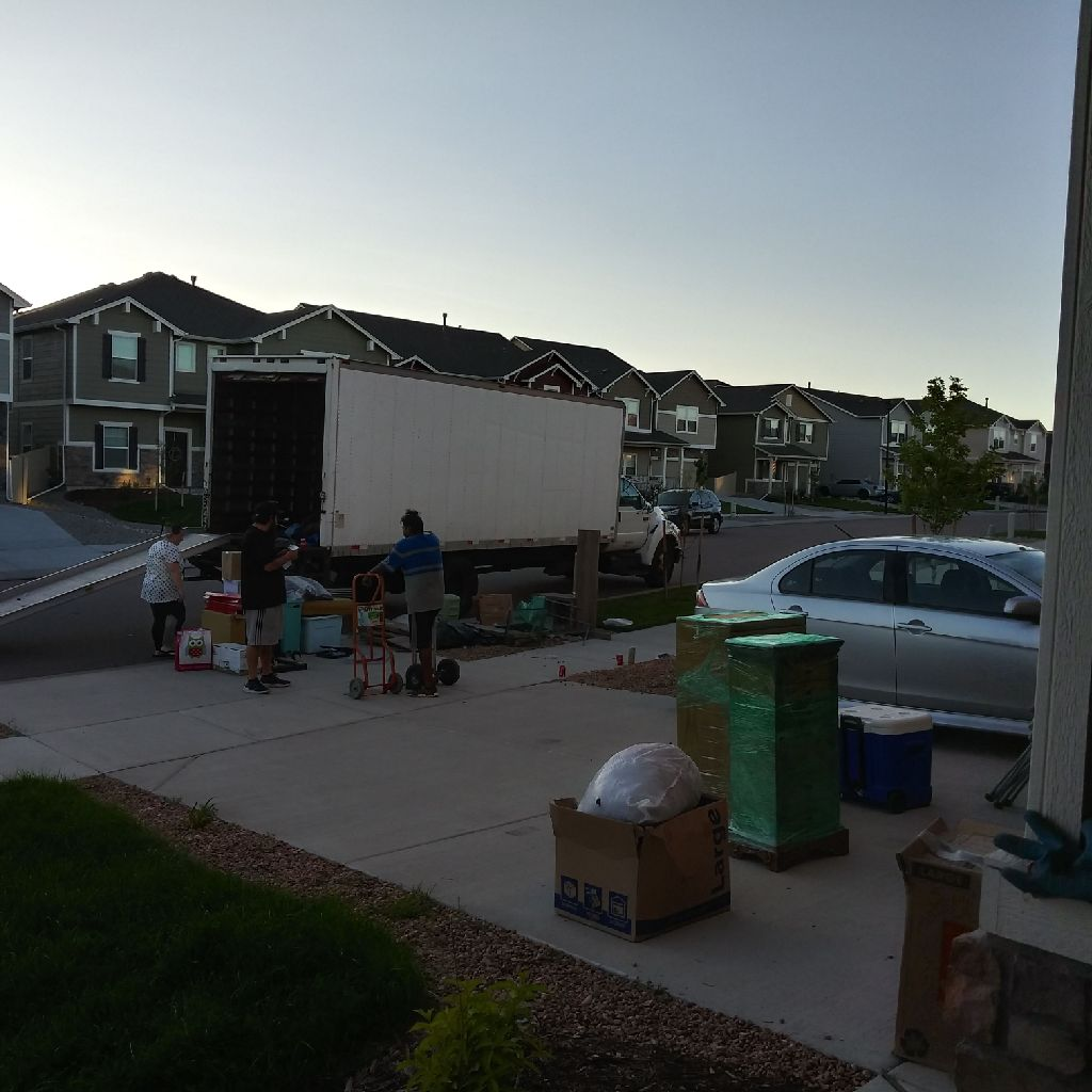 Rocky Mountain Movers (Moving Labor Service)