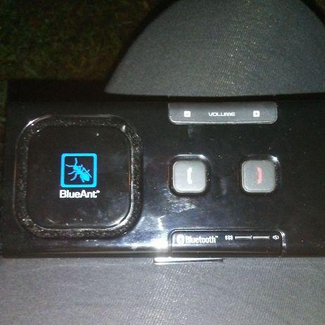 Blue Ant SuperTooth Light Bluetooth Speaker