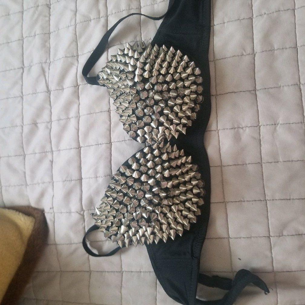 Spiked bra size 36B