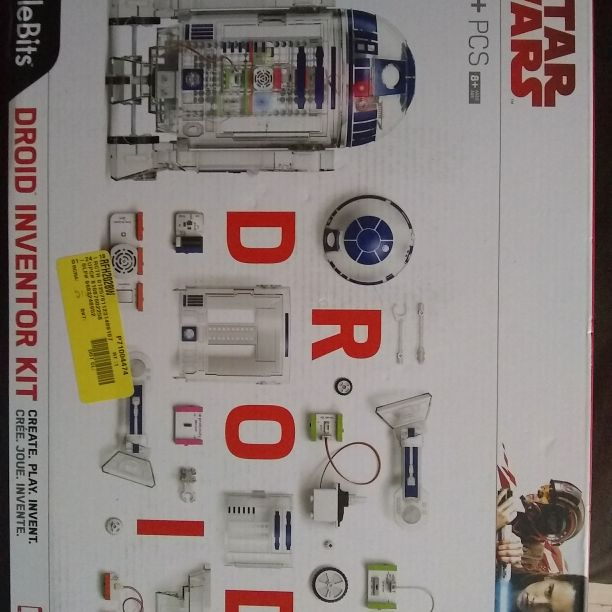 Star Wars Android inventor kit