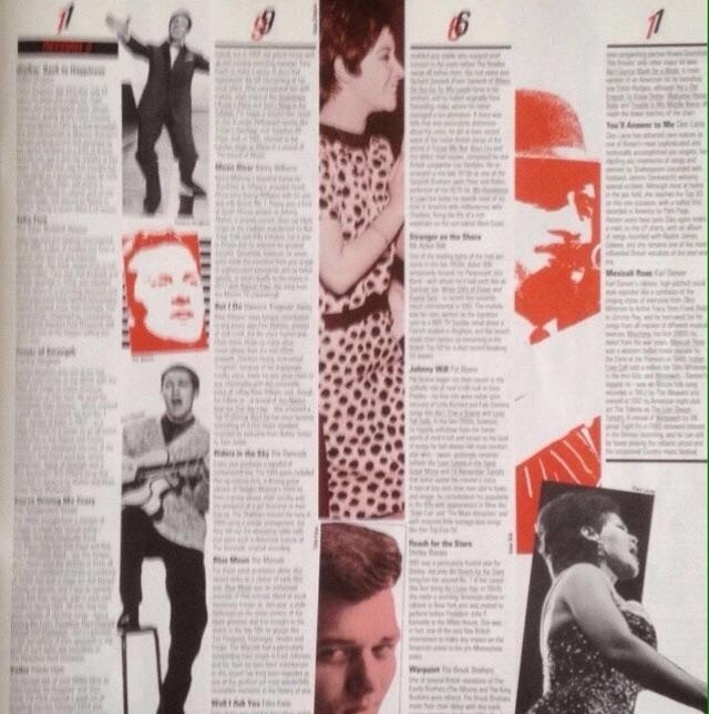 LP BOX SET 33RPM - THE SWINGING 60s