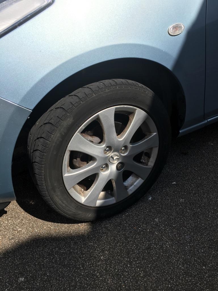 Mazda 2 1.3L 55400 miles great condition