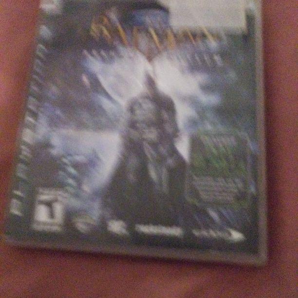 Batman game ps3