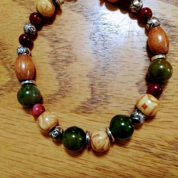 2 UNISEX handmade Bracelets