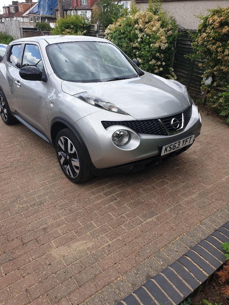Nissan Juke 1.6 * £6800 quick sale