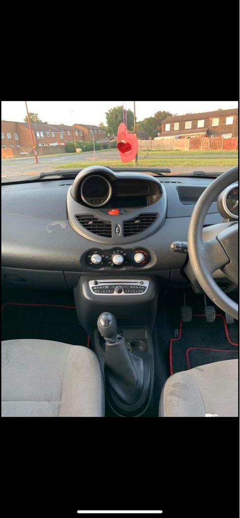 2010 Renault Twingo