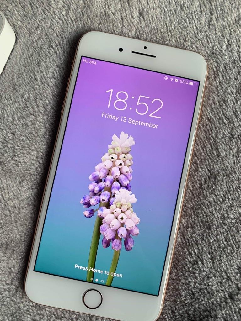 iPhone 8 Plus (gold) 64gb