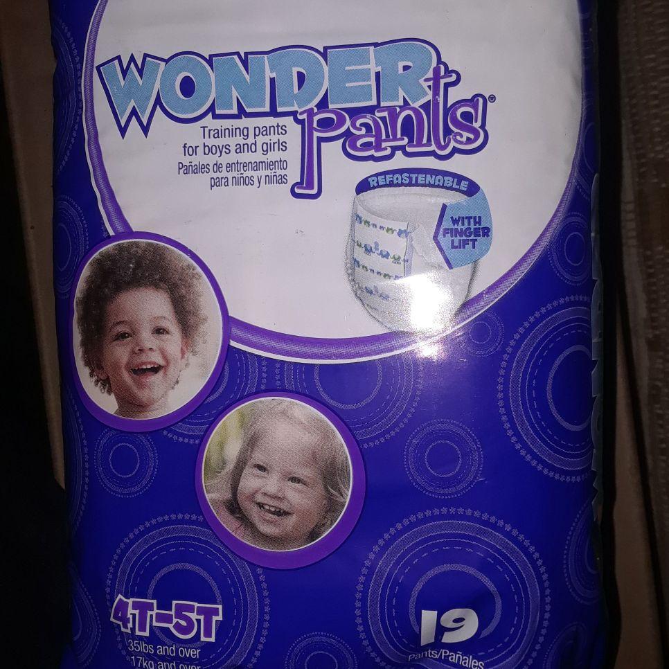 Wonder Pants