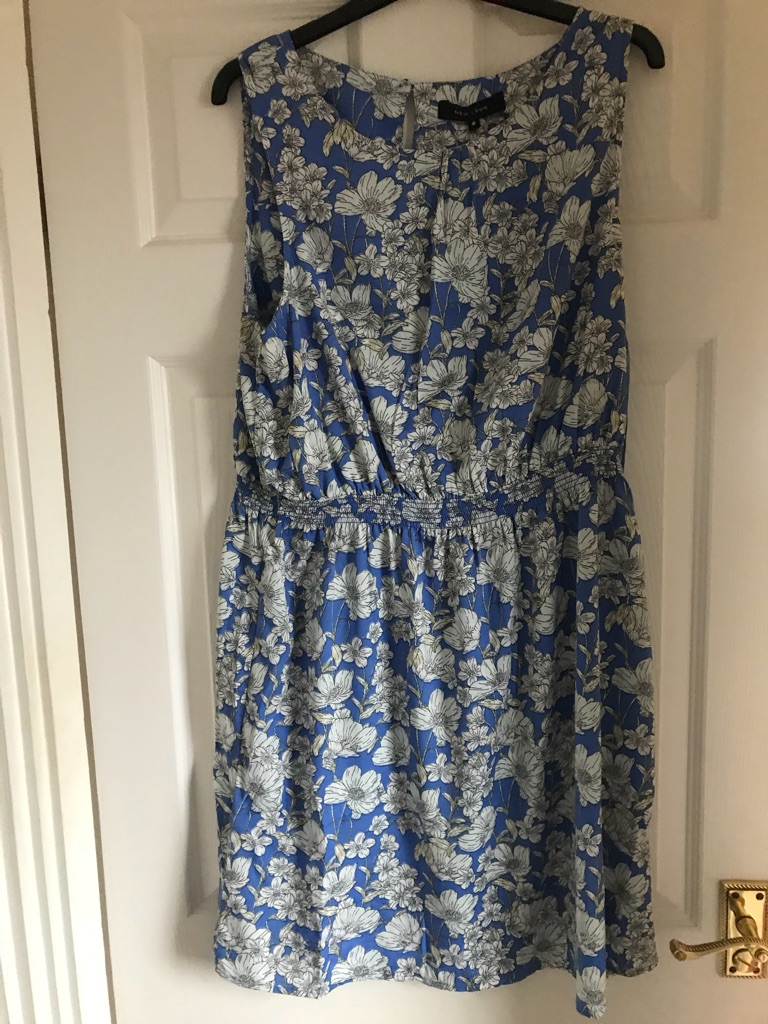 Newlook dress 16