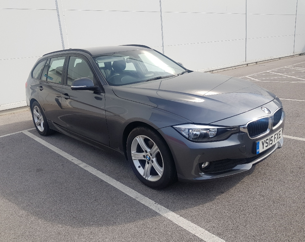 2015 BMW 3 SERIES 2.0 320D ESTATE TOURING 1 FORMER OWNER
