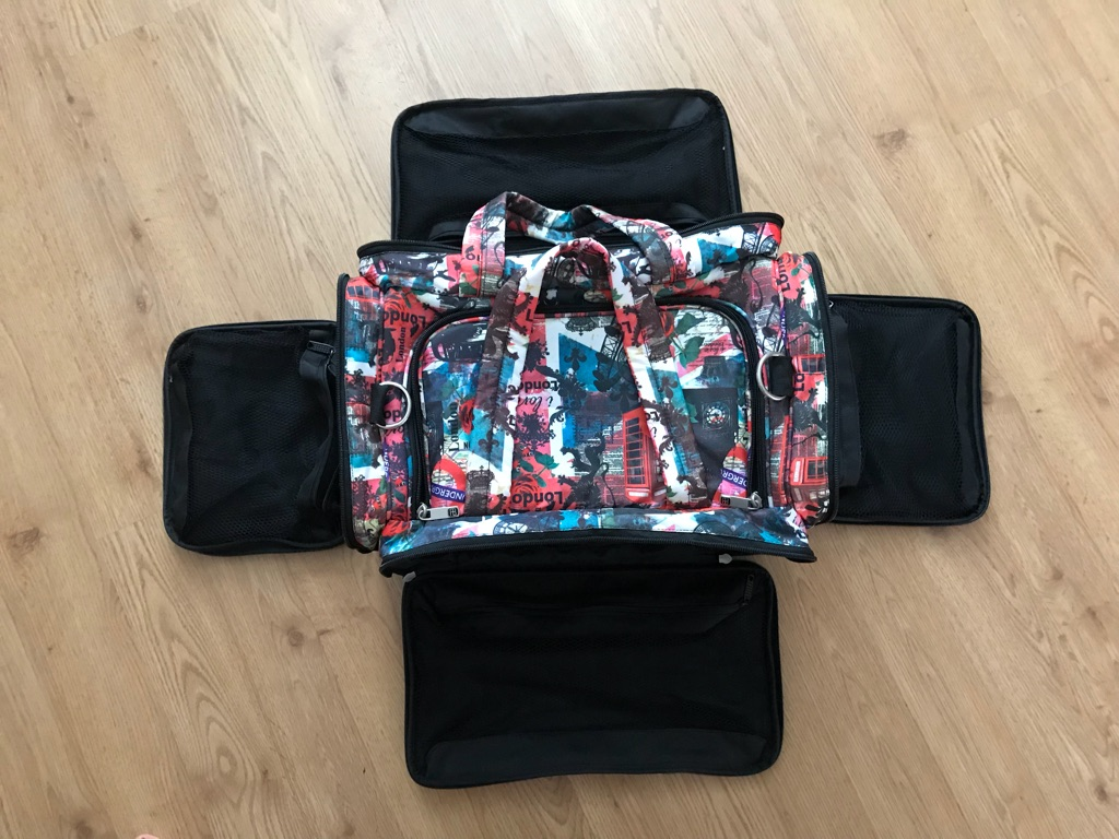 Roo Beauty Nail Tech Bag, immaculate condition.