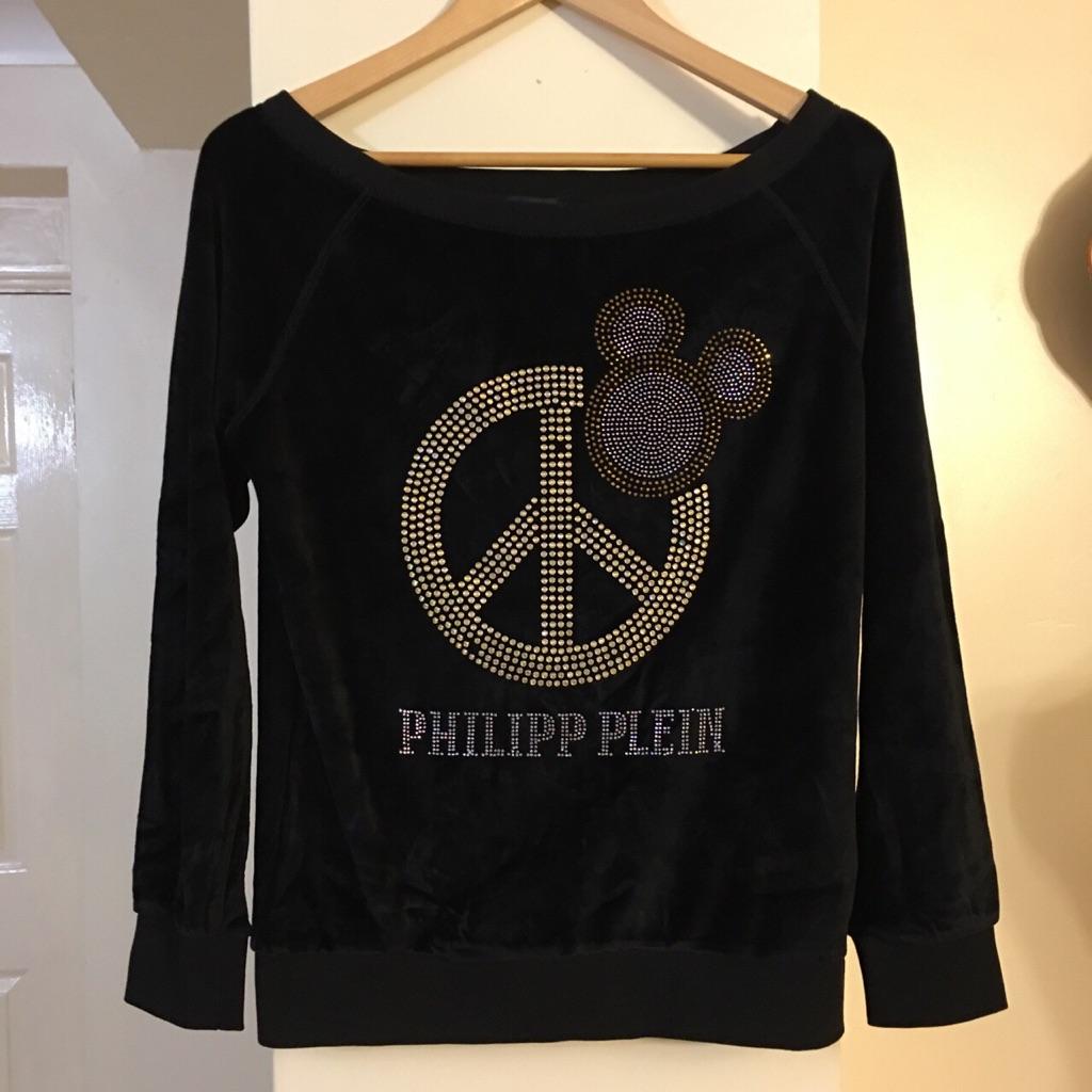 Philipp Plein top.