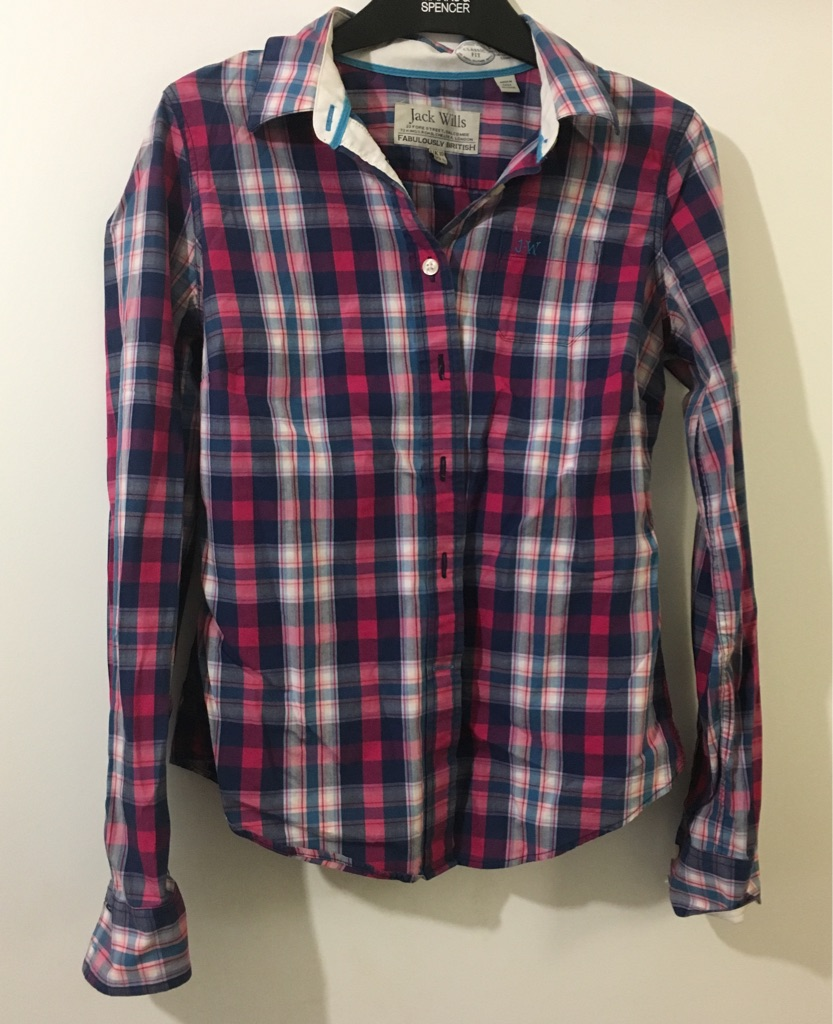Jack Wills size 10 shirt women