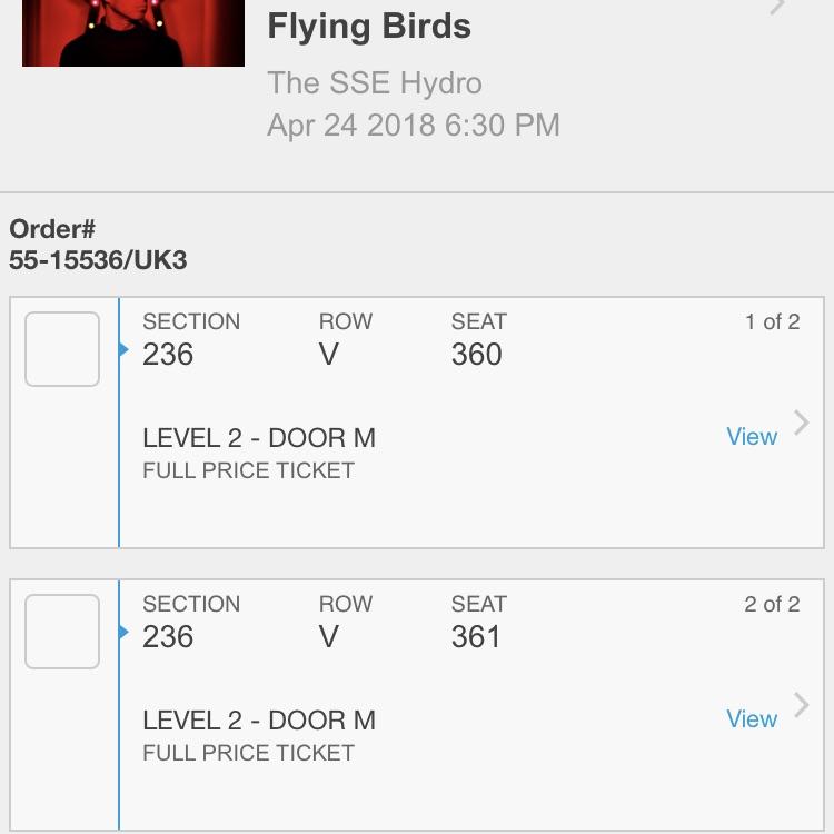 Noel Gallagher tickets