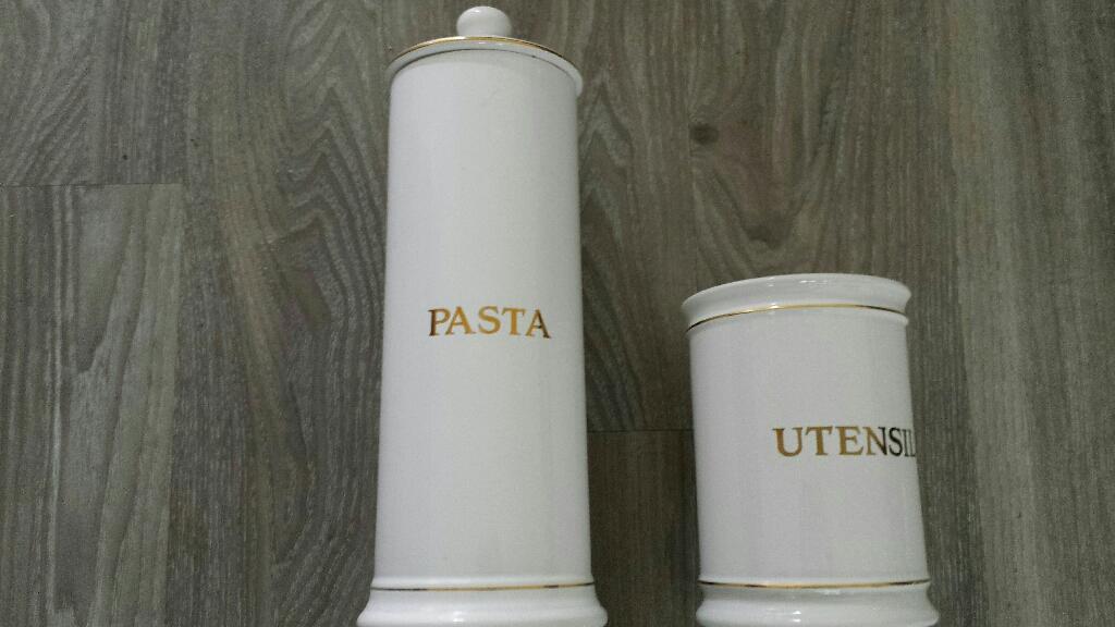 Matching Hornsea pottery set