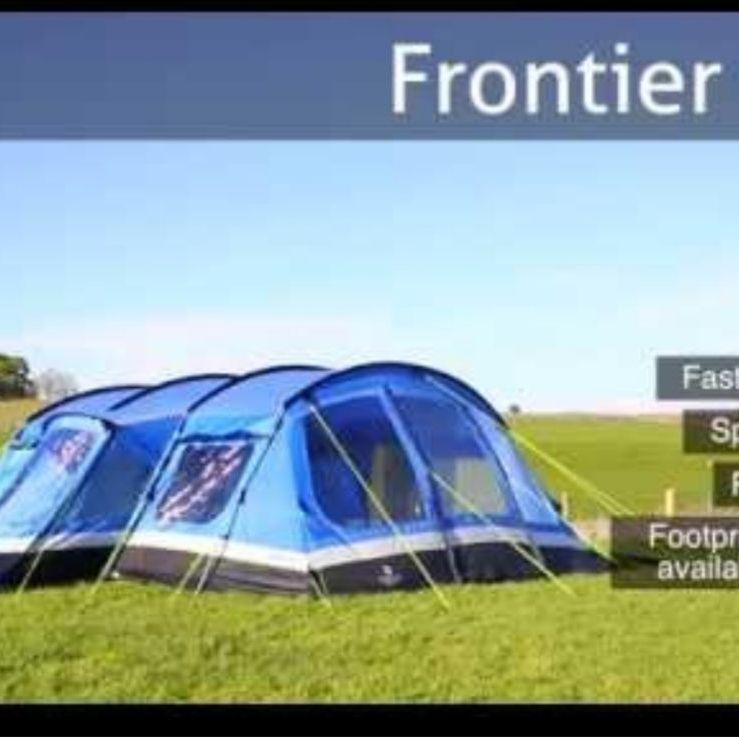 Higear 8 man tent