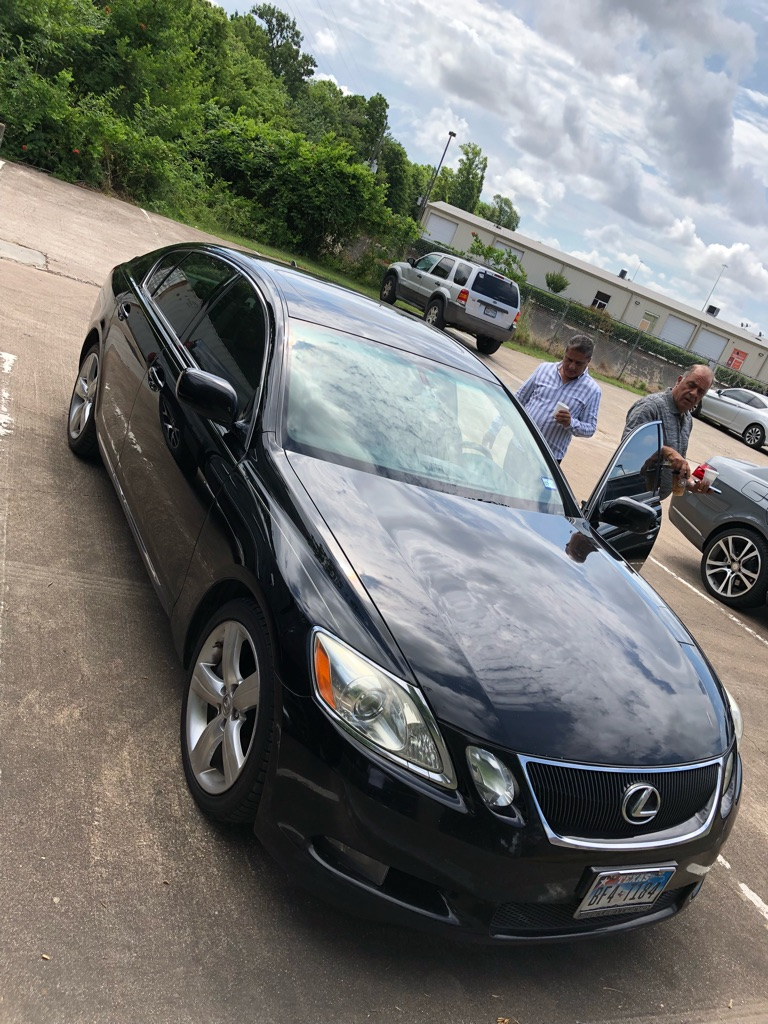 2007 Lexus gs350 luxury