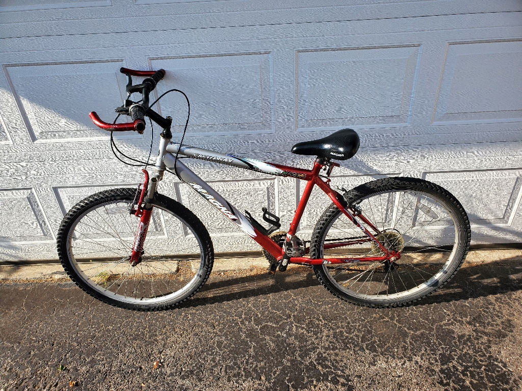 Magna Mountain Bicycle