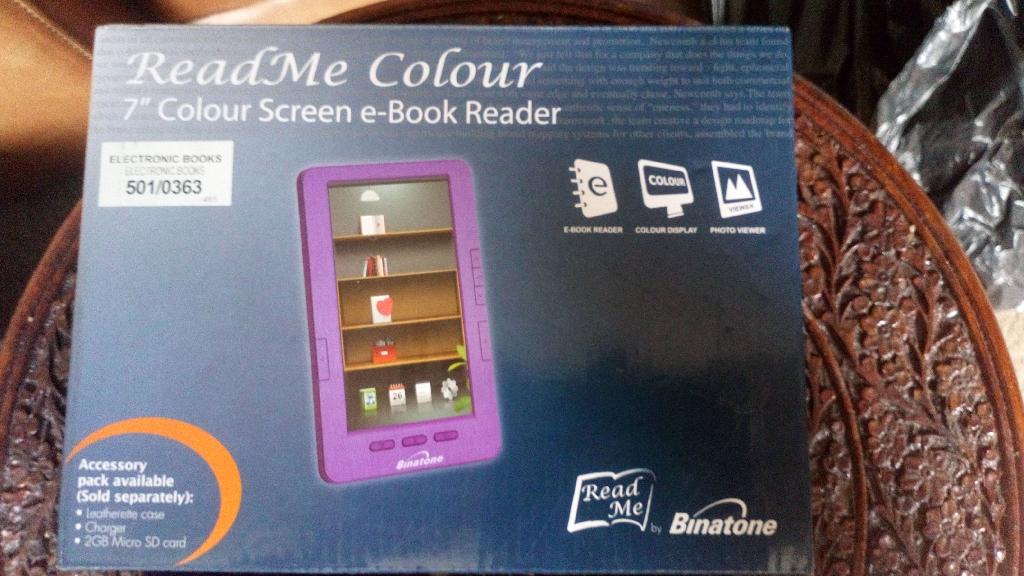 E-Book Reader,,