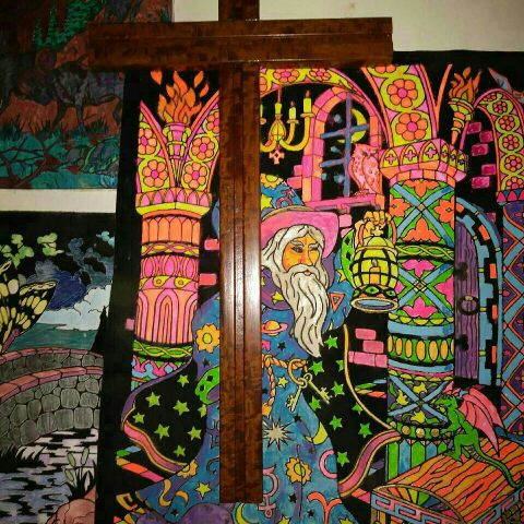 Handmade wooden cross for 30.00 cadh