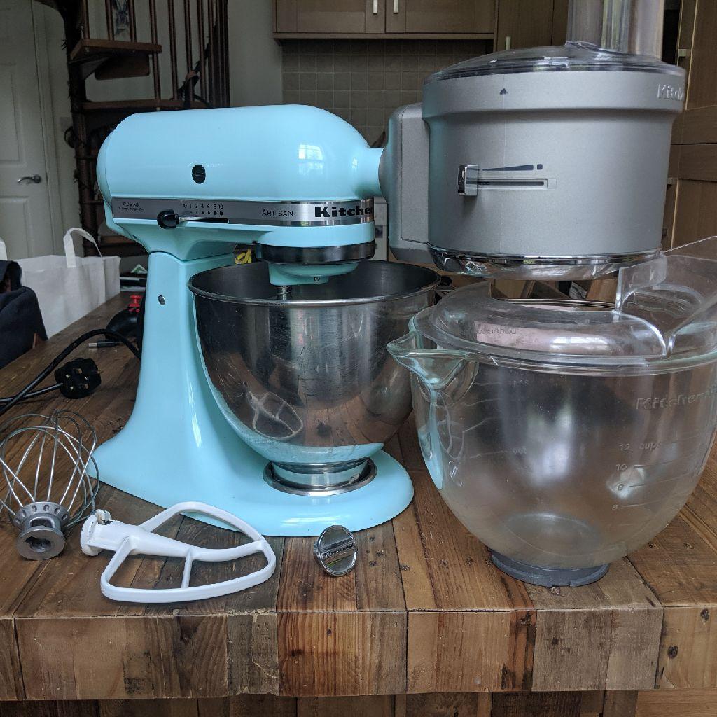KitchenAid stand mixer & more!!