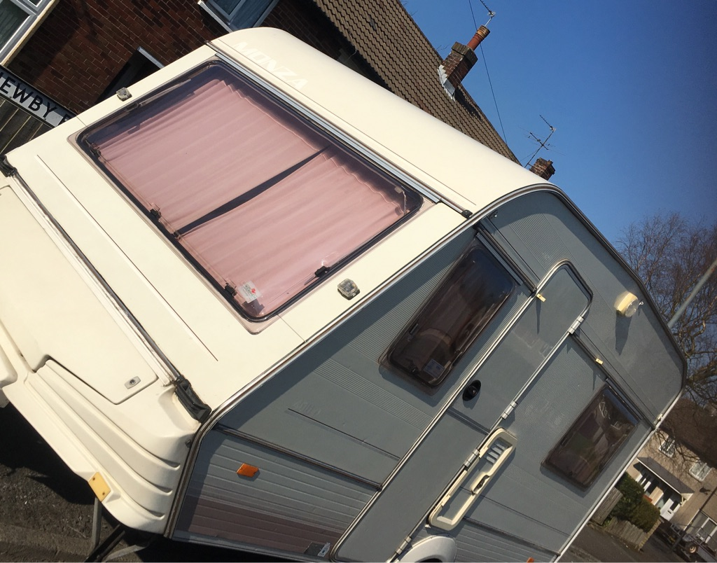 Abi Monza 400D with 2 awnings and lots of extras