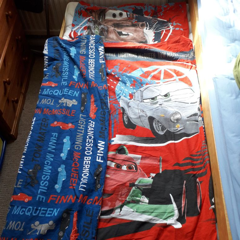 Disney Cars Single bedding set
