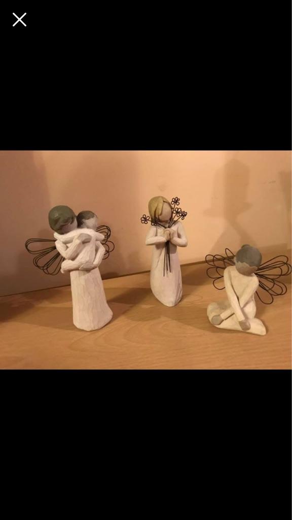 Willow Tree figures
