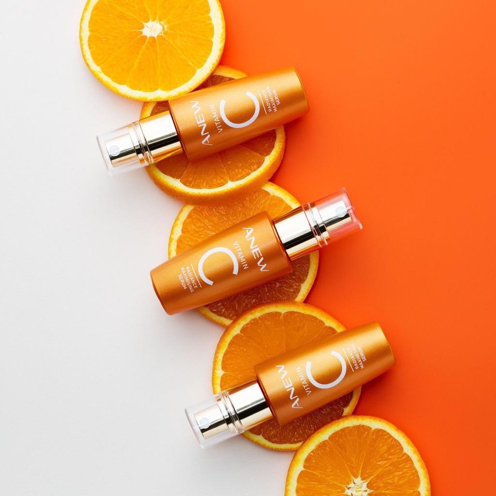Anew vitamin c serum 🍊
